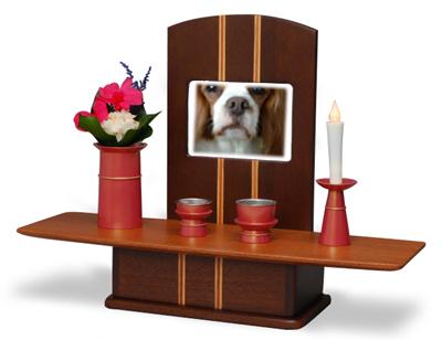 ペット用の仏壇