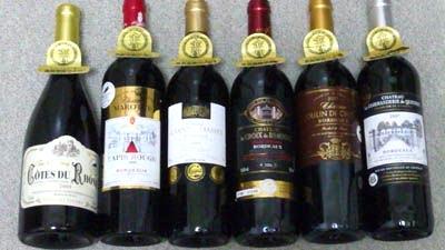 ワインハウスタカムラ 金賞ワイン6本セット