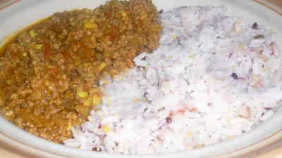 インデアン食品 キーマカレー
