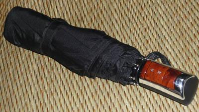 ワンタッチ 折りたたみ傘