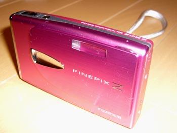 FinePix Z20fd Pピンク(FUJIFILM 1000万画素)