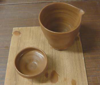 陶仙房で陶芸初体験