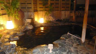 熱海 古屋旅館の風呂2