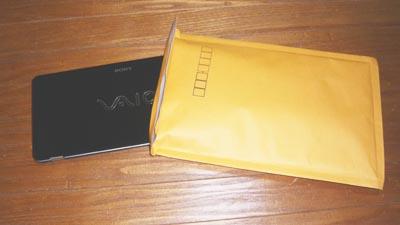 VAIO type p ケース