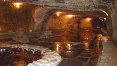 YUTORIAN修善寺ホテル 岩窟風呂