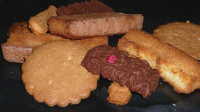泉屋 クッキー