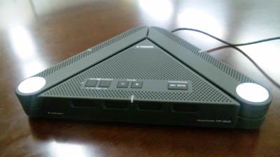 YAMAHA WEB会議用USBマイクスピーカー
