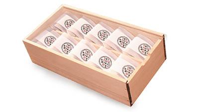紀州五代梅の心 木箱入り贈答用
