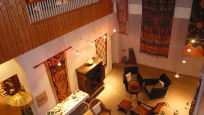 YUTORIAN修善寺ホテル 館内の様子