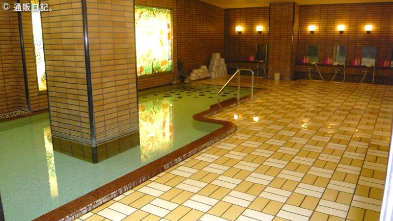石和常磐ホテル 内風呂