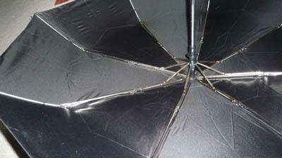 自動開閉式 折りたたみ傘