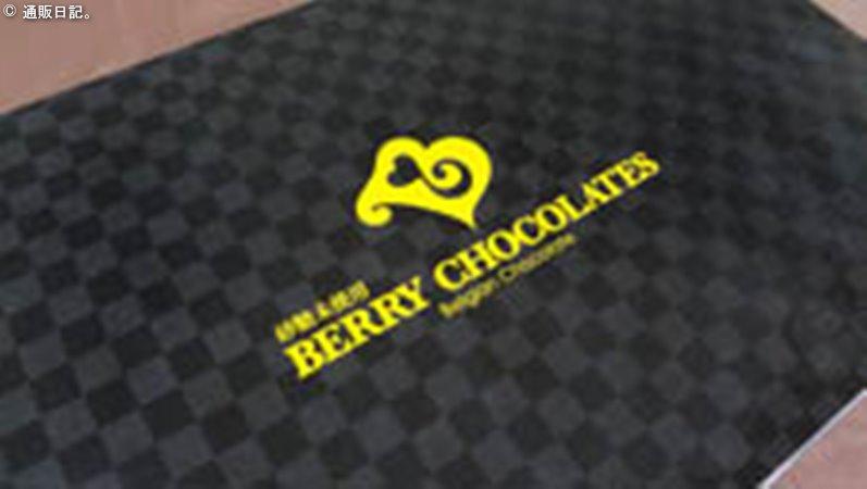 ベリーチョコレート 全味セット