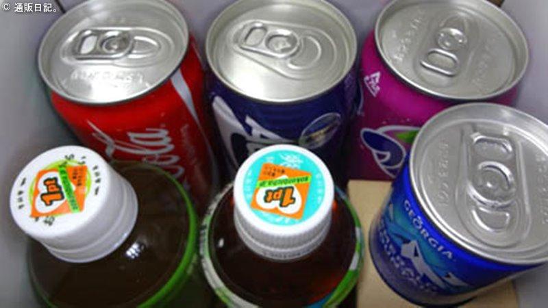 720円相当のコカコーラ社製品