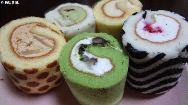 イリナ ロールケーキ