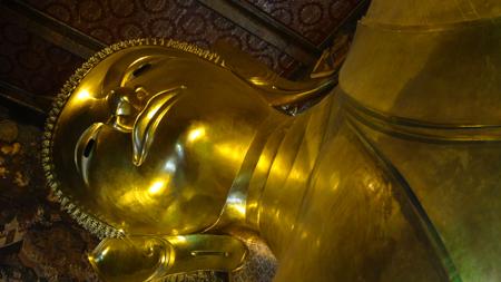 ワット・ポー 寝釈迦像