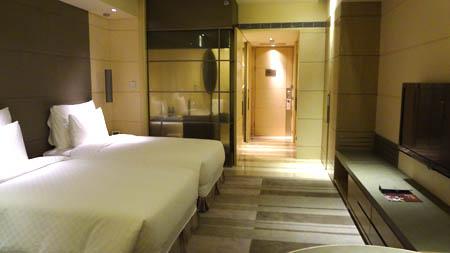 ホテル ニッコー サイゴン 客室の様子