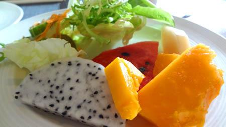 ホテル ニッコー サイゴン 朝食