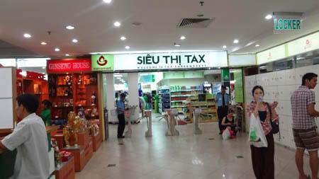 国営百貨店2F スーパーマーケット
