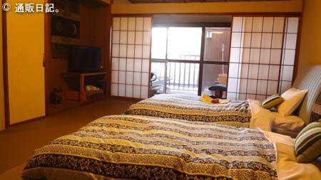 伊豆熱川温泉 一柳閣 客室の様子