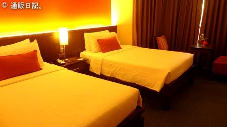 パタヤ ベイビューホテル 客室