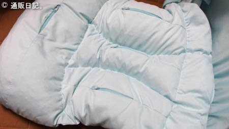 究極の安眠枕 coucher