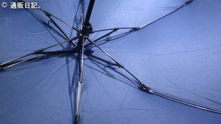東レ トレカ採用折りたたみ傘