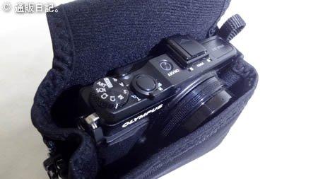 ELECOM 一眼カメラケース ブラック DGB-S011BK