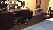 ホテルルートイン宮崎 シングル客室