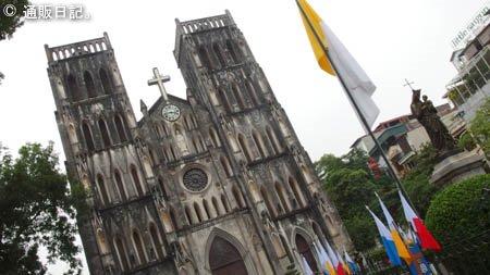 ハノイ 大教会