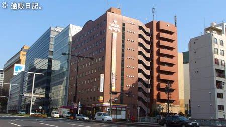 名古屋ビーズホテル 外観