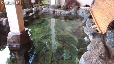 真鶴 鯛納屋 露天風呂