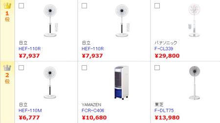 HEF-110R 価格.com 比較