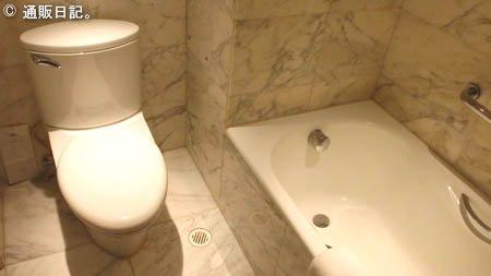ホテル・ロイヤル・マカオ バスルーム