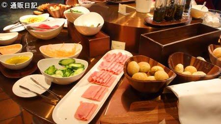ホテル・ロイヤル・マカオ 朝食