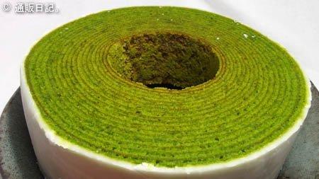 雅正庵 抹茶バウムクーヘン「CHIYOの和」