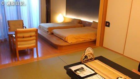 湯河原 ホテル城山 客室 藍(ai)