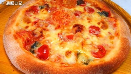 ピザ・クイックベルの選べる本格ピザ5枚セット