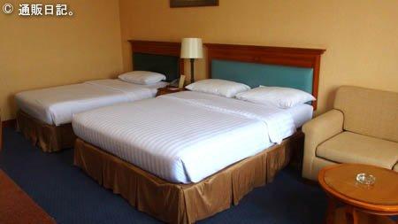 バンコク ロイヤルベンジャホテル 客室