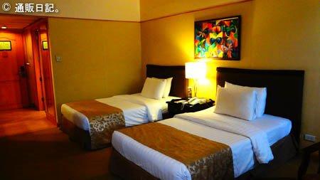 ベルジャヤ マカティ ホテル(Berjaya Makati Hotel)客室
