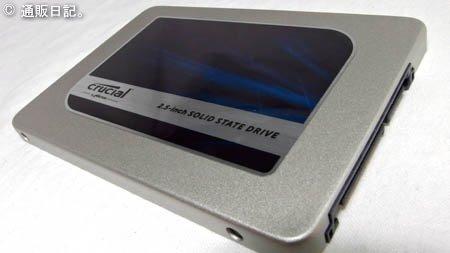 Crucial 内蔵SSD 2.5インチ MX300 275GB