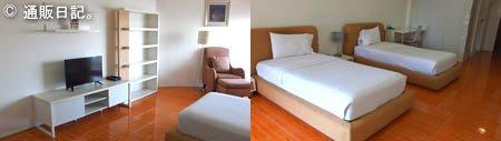 ザ マークランド ブティック ホテル 客室