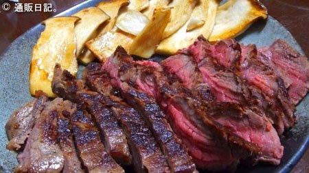 肉料理とカナヤ