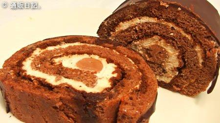 オペラロールケーキ(ムーンハートのロール屋さん)