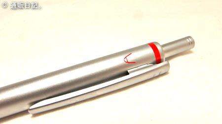 ロッドリング マルチペン 赤いライン
