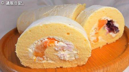 北海道 ロールケーキ