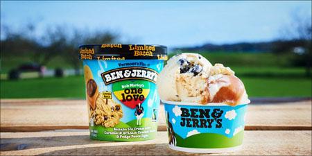 Ben & Jerry's(ベン&ジェリーズ)
