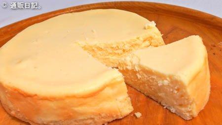 特濃プレミアムNYチーズケーキ 食べてみた