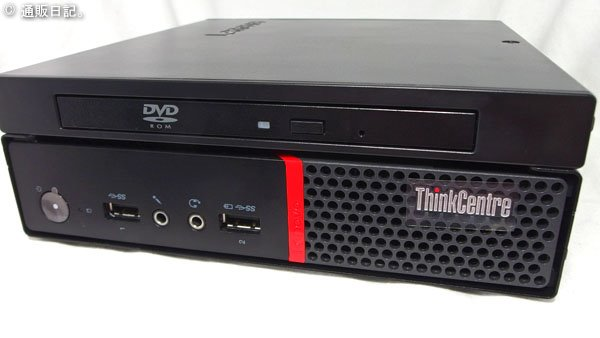 lenovo ThinkCentre M715q 光学ドライブ