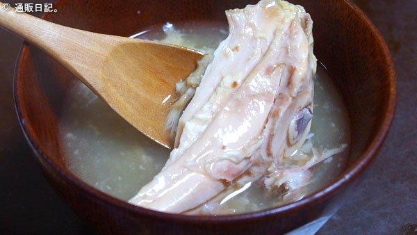 韓国直輸入 業務用レトルト参鶏湯(サムゲタン)食べてみた。