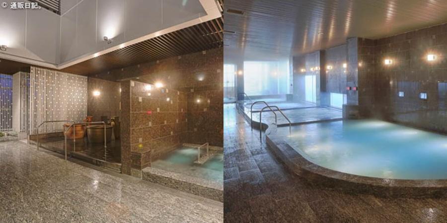 アパホテル&リゾート 横浜ベイタワー 大浴場&露天風呂